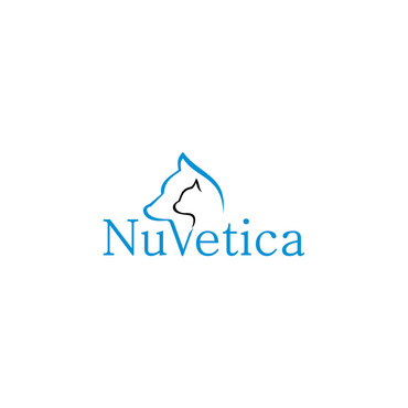 NuVetica     A Logo, Monogram, or Icon  Draft # 166 by vdhadse