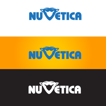 NuVetica     A Logo, Monogram, or Icon  Draft # 168 by largo21