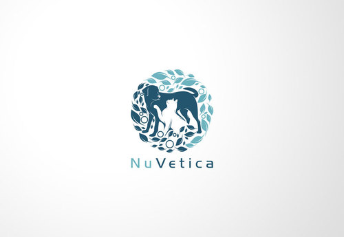 NuVetica     A Logo, Monogram, or Icon  Draft # 177 by palasara0812