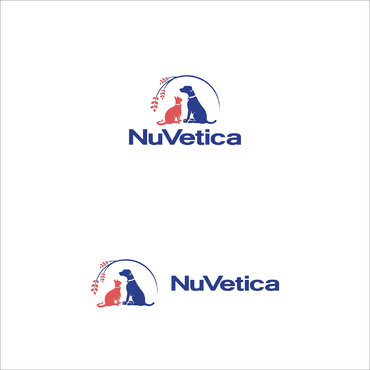 NuVetica     A Logo, Monogram, or Icon  Draft # 197 by reshmagraphics