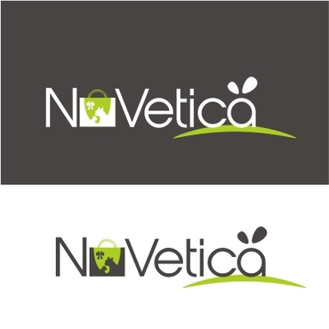 NuVetica     A Logo, Monogram, or Icon  Draft # 199 by Zein08
