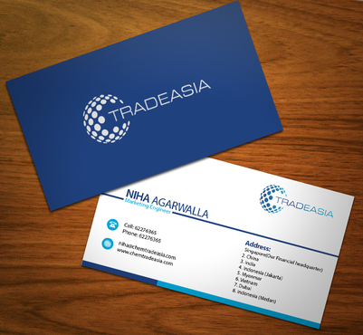 Visiting Card Design  Business Cards and Stationery  Draft # 119 by richkhaled