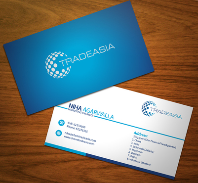 Visiting Card Design  Business Cards and Stationery  Draft # 121 by richkhaled