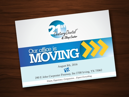 Our office is moving August 8th, 2016 to 290 E John Carpenter Freeway, Ste 2700 Irving, TX 75062 Other  Draft # 4 by TeecoDrsigner