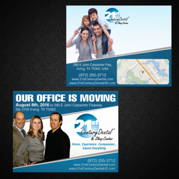 Our office is moving August 8th, 2016 to 290 E John Carpenter Freeway, Ste 2700 Irving, TX 75062 Other  Draft # 27 by monski