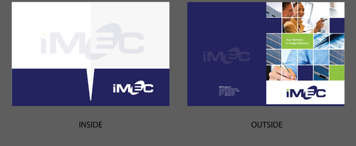 IMEC Group LLC Marketing collateral  Draft # 7 by gugunte