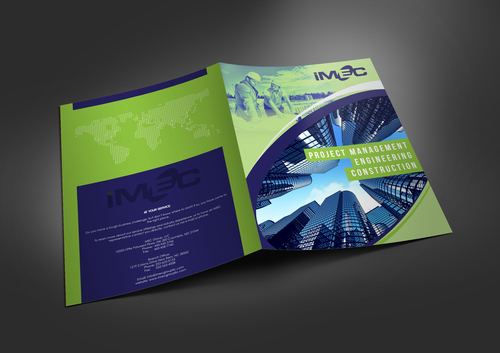 IMEC Group LLC Marketing collateral  Draft # 17 by amrdesigns