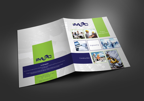 IMEC Group LLC Marketing collateral  Draft # 20 by amrdesigns