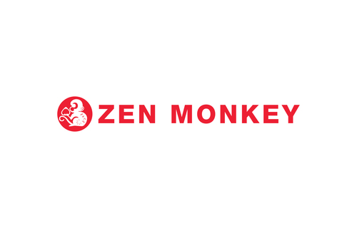 Zen Monkey A Logo, Monogram, or Icon  Draft # 495 by aviraDVO