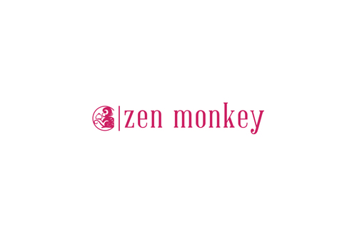 Zen Monkey A Logo, Monogram, or Icon  Draft # 497 by aviraDVO