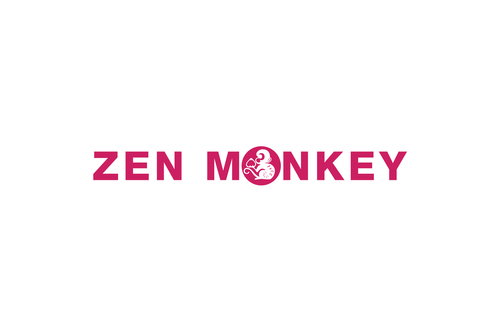 Zen Monkey A Logo, Monogram, or Icon  Draft # 498 by aviraDVO