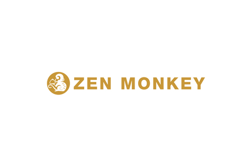 Zen Monkey A Logo, Monogram, or Icon  Draft # 500 by aviraDVO