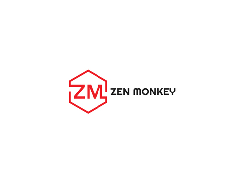 Zen Monkey A Logo, Monogram, or Icon  Draft # 518 by mazhar-baloch-90