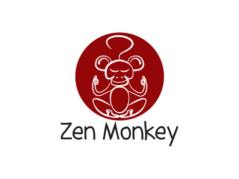 Zen Monkey A Logo, Monogram, or Icon  Draft # 533 by EGraph