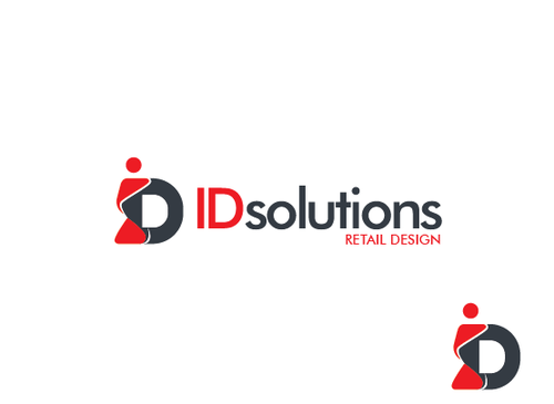 ID solutions  A Logo, Monogram, or Icon  Draft # 608 by logobuilders