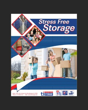 Storage Print Ads Marketing collateral  Draft # 2 by amrdesigns