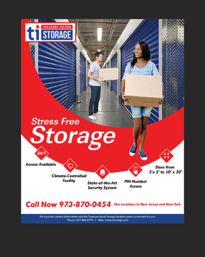 Storage Print Ads Marketing collateral  Draft # 18 by amrdesigns