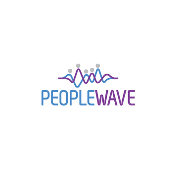 Peoplewave A Logo, Monogram, or Icon  Draft # 215 by sonalogo