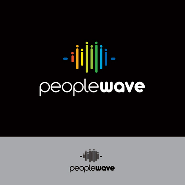 Peoplewave A Logo, Monogram, or Icon  Draft # 296 by designbags