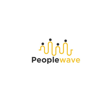 Peoplewave A Logo, Monogram, or Icon  Draft # 312 by khanlogo