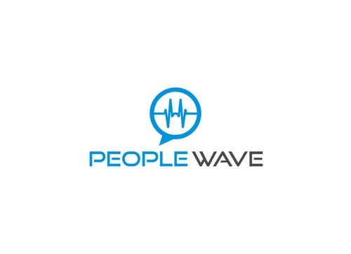 Peoplewave A Logo, Monogram, or Icon  Draft # 331 by ibed05