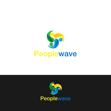 Peoplewave A Logo, Monogram, or Icon  Draft # 389 by goofy