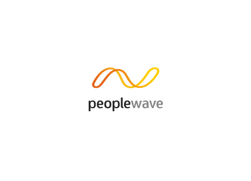 Peoplewave A Logo, Monogram, or Icon  Draft # 438 by diegokcres