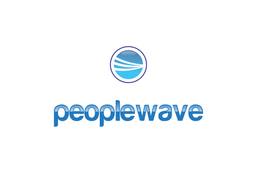 Peoplewave A Logo, Monogram, or Icon  Draft # 481 by elvectora