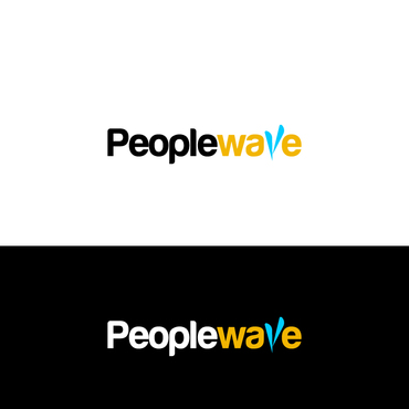 Peoplewave A Logo, Monogram, or Icon  Draft # 520 by gugunte