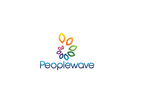 Peoplewave A Logo, Monogram, or Icon  Draft # 530 by zalpha