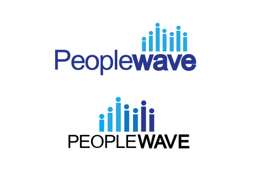 Peoplewave A Logo, Monogram, or Icon  Draft # 543 by bilalali