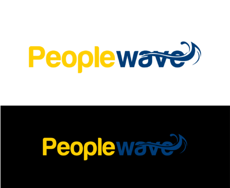 Peoplewave A Logo, Monogram, or Icon  Draft # 553 by Vincent1986