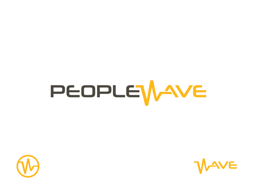 Peoplewave A Logo, Monogram, or Icon  Draft # 575 by splashdesigns