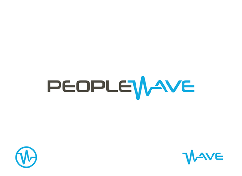 Peoplewave A Logo, Monogram, or Icon  Draft # 576 by splashdesigns