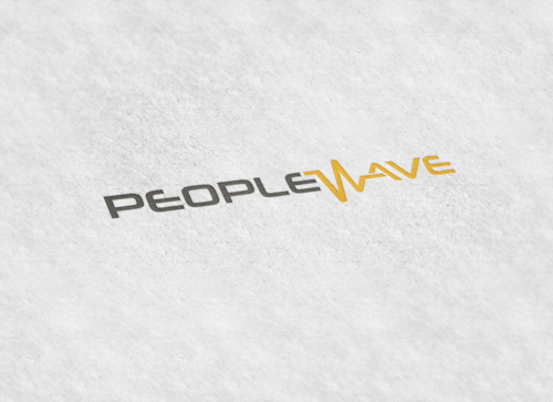 Peoplewave A Logo, Monogram, or Icon  Draft # 577 by splashdesigns