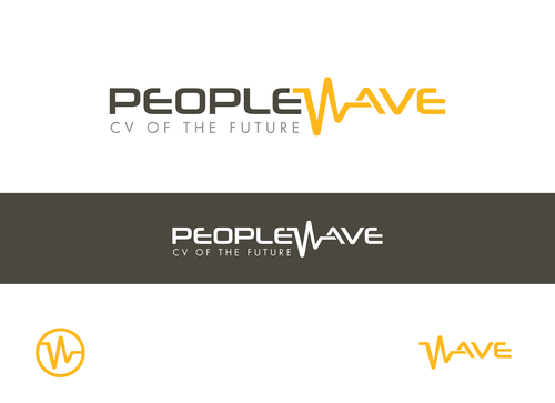 Peoplewave A Logo, Monogram, or Icon  Draft # 579 by splashdesigns