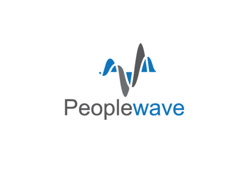 Peoplewave A Logo, Monogram, or Icon  Draft # 659 by astana99