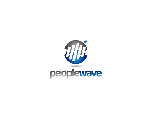 Peoplewave A Logo, Monogram, or Icon  Draft # 666 by falconisty