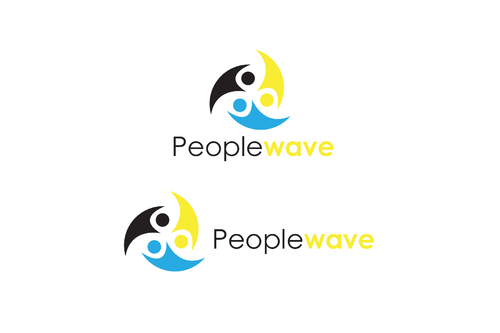 Peoplewave A Logo, Monogram, or Icon  Draft # 672 by Jake04