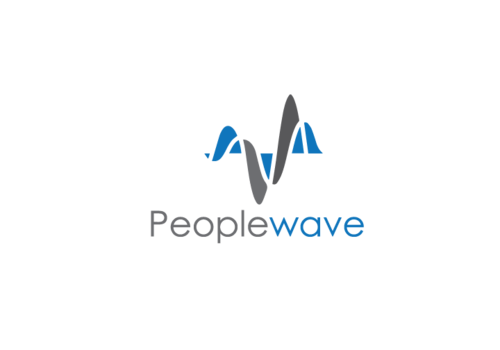 Peoplewave A Logo, Monogram, or Icon  Draft # 773 by astana99