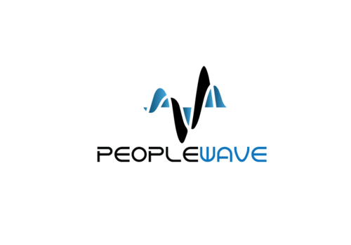 Peoplewave A Logo, Monogram, or Icon  Draft # 817 by astana99