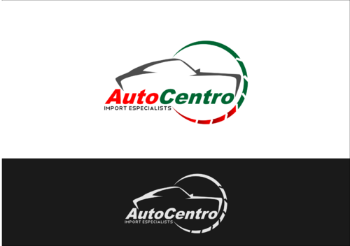 Auto Centro  A Logo, Monogram, or Icon  Draft # 57 by zultha