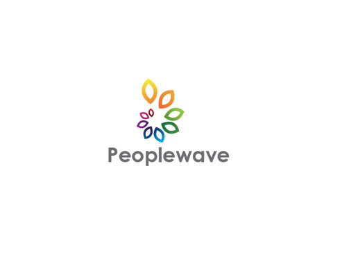 Peoplewave A Logo, Monogram, or Icon  Draft # 869 by zalpha