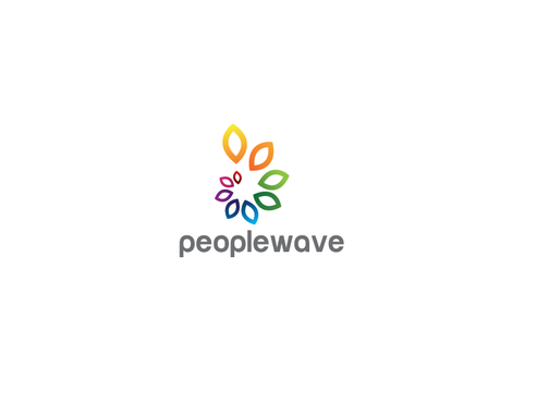 Peoplewave A Logo, Monogram, or Icon  Draft # 872 by zalpha