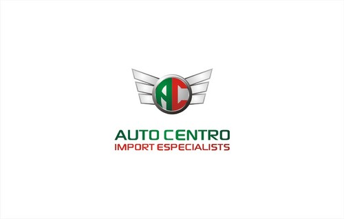 Auto Centro  A Logo, Monogram, or Icon  Draft # 61 by zoelhunt