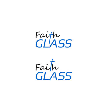 Faith Glass (a cross fro the t) A Logo, Monogram, or Icon  Draft # 117 by logoways