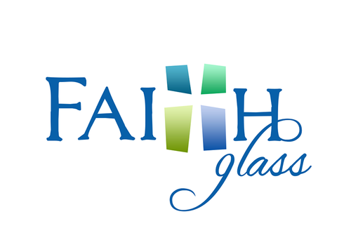 Faith Glass (a cross fro the t) A Logo, Monogram, or Icon  Draft # 129 by dparis