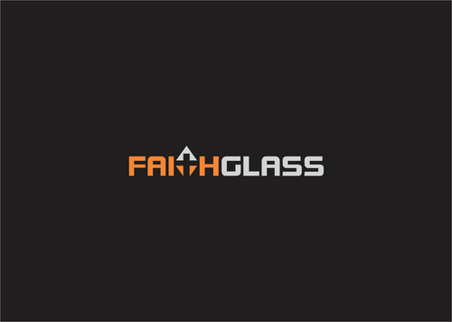 Faith Glass (a cross fro the t) A Logo, Monogram, or Icon  Draft # 130 by assay