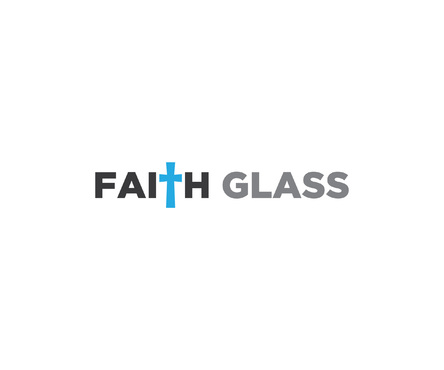 Faith Glass (a cross fro the t) A Logo, Monogram, or Icon  Draft # 131 by jhunzkie24