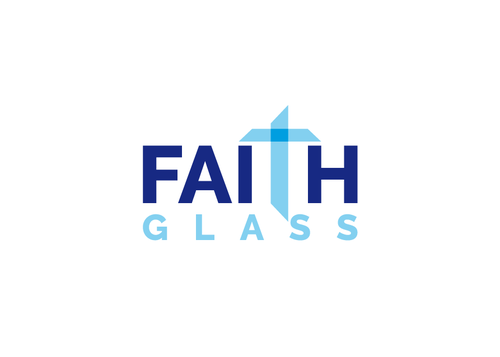 Faith Glass (a cross fro the t) A Logo, Monogram, or Icon  Draft # 133 by Sacril